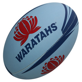 Waratahs Supporter Football - 10 inch