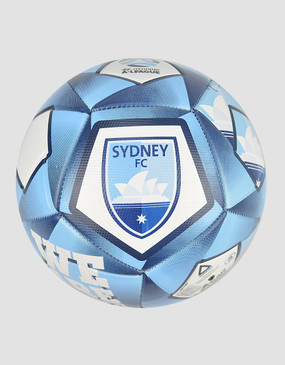 Sydney FC Supporter Ball - Size 5