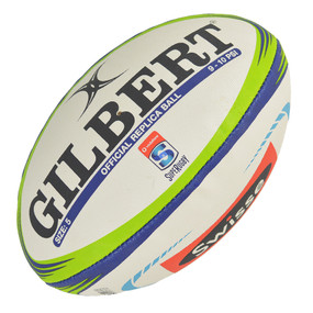 Waratahs Super Rugby Replica Gilbert Football