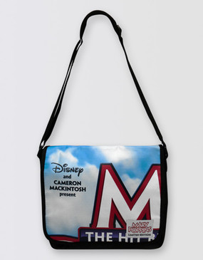 Mary Poppins Banner Bag