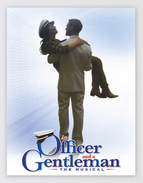 An Officer and a Gentleman Souvenir Program