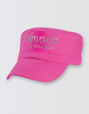 Legally Blonde Pink OMIGOD You Guys Cap