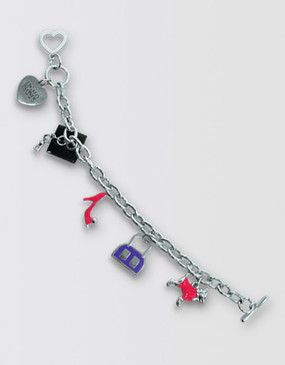 Legally Blonde Charm Bracelet & Box