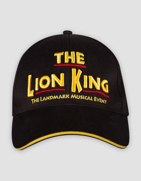 Lion King 3D Embroidery Cap