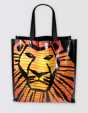Lion King Tote Bag - polyprop