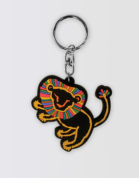 Lion King Baby Simba Keyring