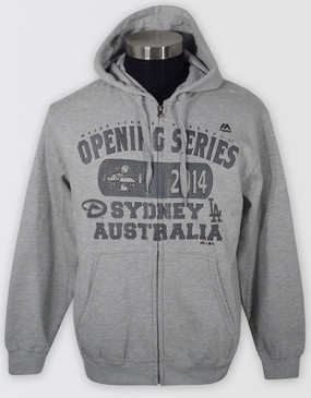MLB 2014 Opening Series Event Hoodie - CLEARANCE