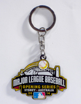 MLB 2014 Opening Series Keychain - CLEARANCE