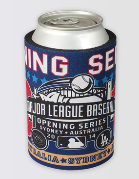 MLB 2014 Opening Series Coldy Holder - CLEARANCE