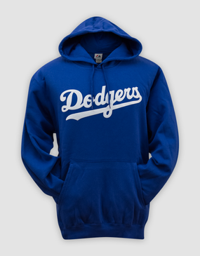 MLB LA Dodgers Adults .300 Hitter Hoody - CLEARANCE