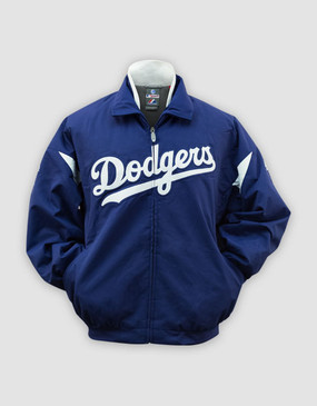 MLB LA Dodgers Adults Triple Peak Jacket