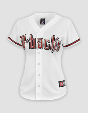 MLB Arizona Diamondbacks Ladies Replica Home Jersey - CLEARANCE