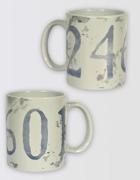 Les Miserables Australia 24601 Coffee Mug