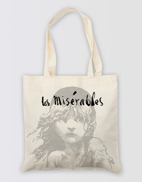 Les Miserables Australia Tote Bag