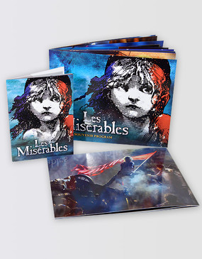 Les Miserables Australia Souvenir Program