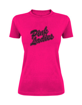 Grease Pink Ladies T-shirt - Kids