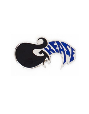 Grease Fridge Magnet - Blue
