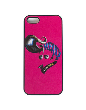 Grease iPhone 5 Cover 3D Logo