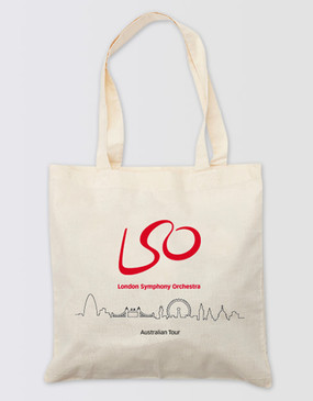 London Symphony Orchestra Tote Bag
