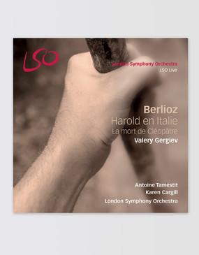 London Symphony Orchestra - Berlioz Harold en Italie La mort de Cleopatre CD