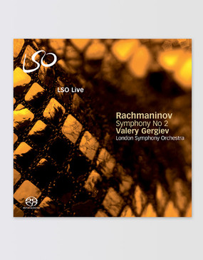 London Symphony Orchestra - Rachmaninov Symphony No. 2 CD