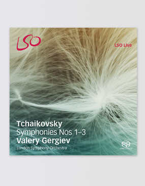 London Symphony Orchestra - Tchaikovsky Symphonies No's 1-3 CD