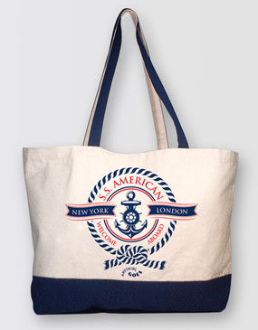 Anything Goes Canvas Tote Bag