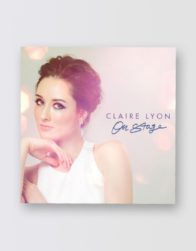 Anything Goes - Claire Lyon on Stage CD