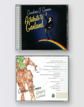 Anything Goes - Caroline O'Connor A Tribute to Garland CD