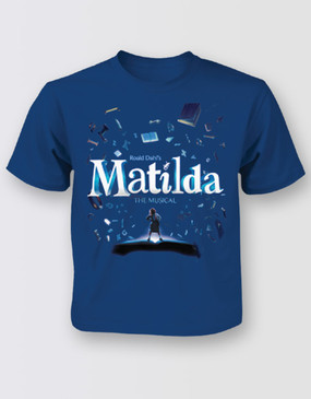 Matilda Full Graphic Tee Kids