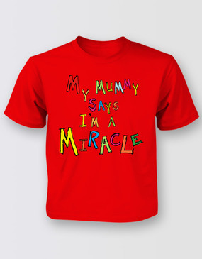 Matilda Miracle Tee Kids