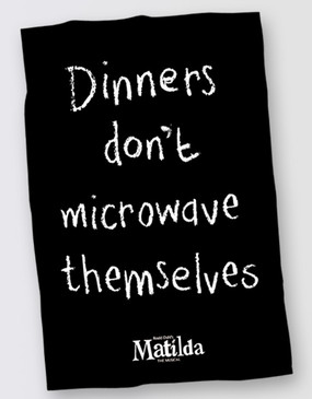 Matilda Tea Towel