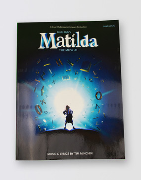 Matilda Piano/Vocal Book