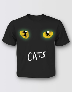 Cats Kids Logo Tee