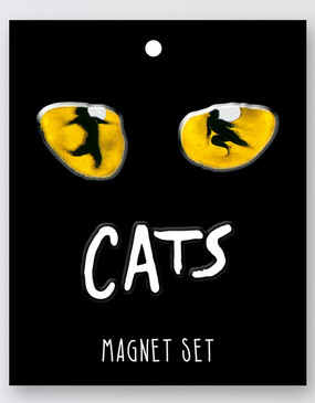 Cats Magnet Set