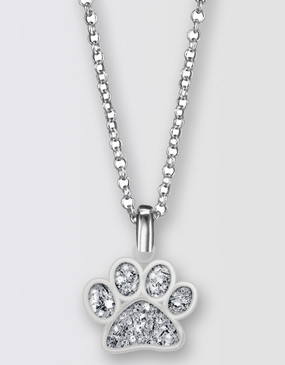 Cats Diamante Necklace