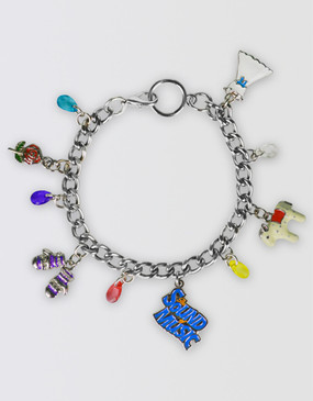 The Sound of Music Charm Bracelet