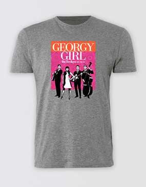Georgy Girl Unisex Logo Tee