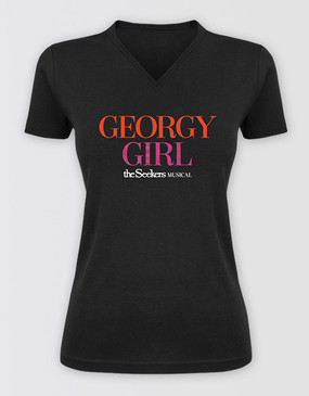 Georgy Girl Ladies Logo Tee