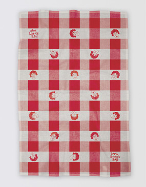 Mrs Brown's Boys Tea Towel