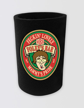 Mrs Brown's Boys Foley's Bar Stubby Cooler