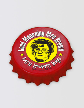 Mrs Brown's Boys Bottle Opener Magnet