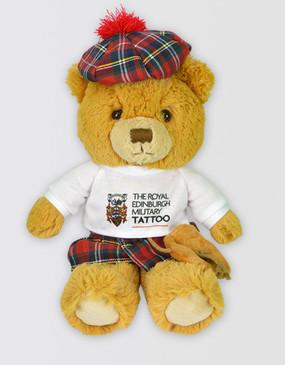 The Royal Edinburgh Military Tattoo Ted
