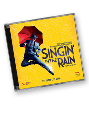 Singin' in the Rain London Cast Album