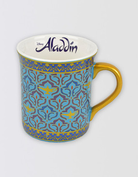 Aladdin Gold Foil Mug