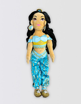 Aladdin Jasmine Plush Doll