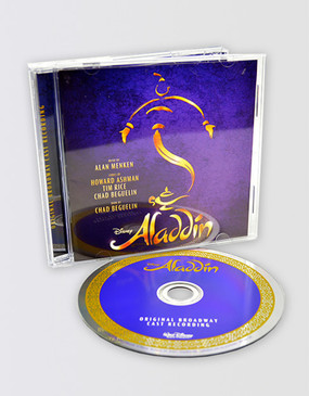 Aladdin Broadway Cast CD