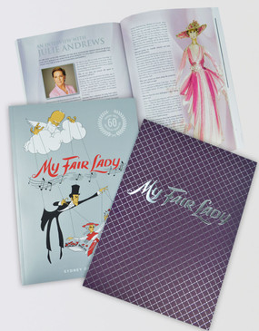 My Fair Lady Souvenir Program
