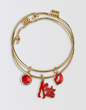 Kinky Boots Bangle Set