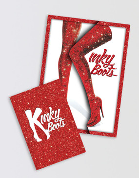 Kinky Boots Souvenir Program